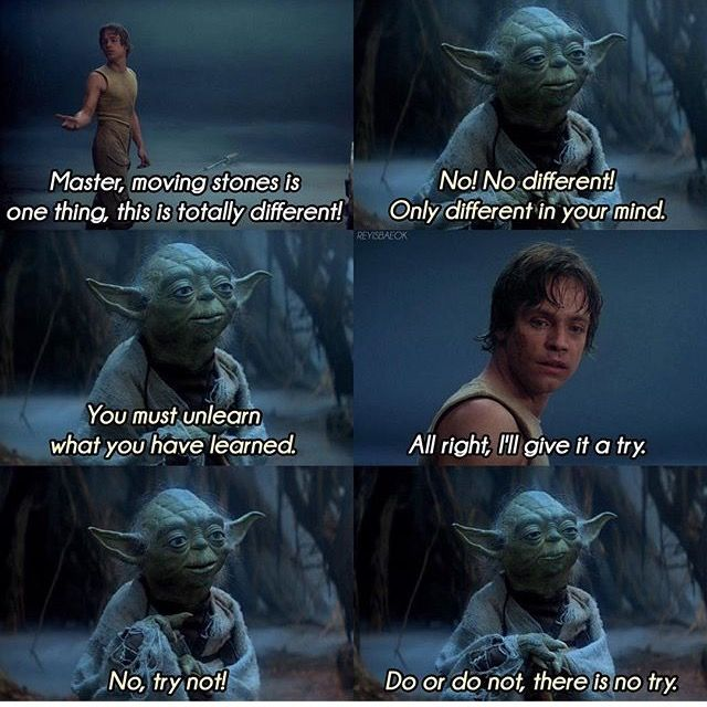 yoda luke interaction