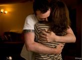 hug cry